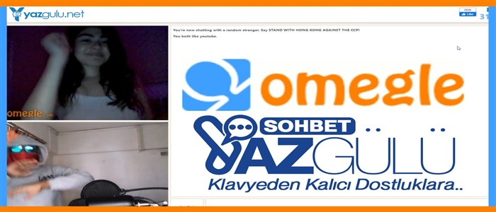 Omegla Sohbet Omegle Tv Görüntülü Chat Mobil